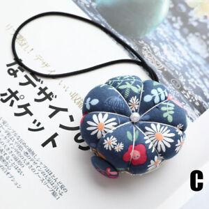 Sewing Pins Accessories Needle Pin Cushion Wrist Strap Stitch Needlework Mat-