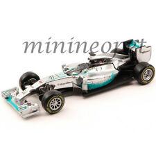 BBURAGO 38020 MERCEDES BENZ AMG PETRONAS F1 2014 W05 HYBRID 1/43 LEWIS HAMILTON