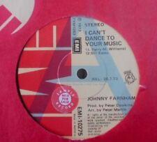 Promo Dance 45 RPM Speed Vinyl Records