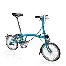 Brompton S3L 2018 3 speed folding bicycle