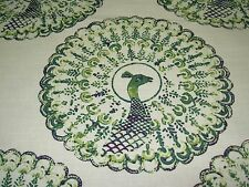 """~BTY~DURALEE TILTON FENWICK~""""PABOREAL PEACOCK""""~UPHOLSTERY FABRIC FOR LESS~"""