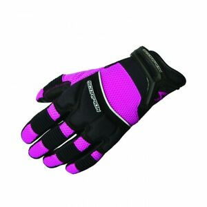 2019 Scorpion Womens CoolHand II Short Cuff Leather Motorcycle Gloves Size/Color