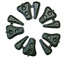 Yamaha YZF-R6 rear wheel sprocket cush drive rubbers (1999-2002) set 5, new
