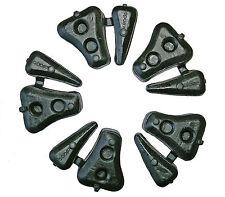 Yamaha YZF-R6 rear wheel sprocket cush drive rubbers (1999-2002) set 5, new