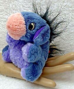 "Disney Winnie the Pooh Tiny Mini Eeyore Donkey Plush Stuffed Animal 4"""
