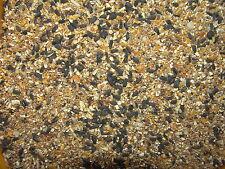 EXOTICFARM ganzjähriges Wildvogelfutter mit Sonnenblumenkerne, etc, 25 KG
