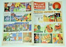 bd milliat freres magazine expedition martienne en peril EO aventures spatiales