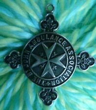 More details for st john ambulance medal to 107257 frederick h graves - hallmark silver