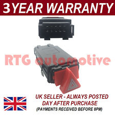 HAZARD WARNING SWITCH BUTTON TRIANGLE FOR AUDI A6 ALLROAD 1998-2005 4B C5 4BH