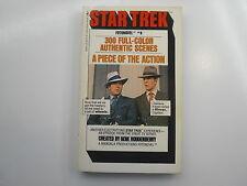 Star Trek Fotonovel #8, A Piece of the Action, 300 Color Scenes, PB, 1st, 1978