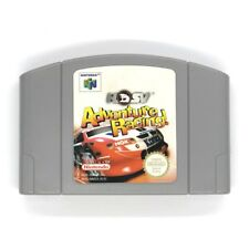HSV Adventure Racing Nintendo 64 Game USED
