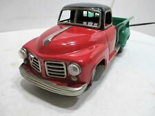 STUDEBAKER PICK-UP TRUCK VG COND WORK HEAD LIGHTS AND STEERING MADE IN JAPAN
