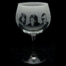 More details for jon bon jovi - engraved gin glass   gift - present   free shipping