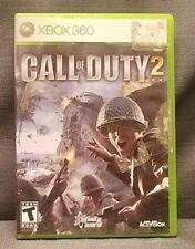 Call of Duty 2 (Microsoft Xbox 360, 2005) Video Game