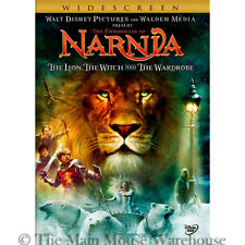 Disney The Chronicles of Narnia: The Lion, The Witch, and the Wardrobe Movie DVD
