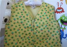 COZY TOUCH Baby Sleeping Bag 0.9 TOG GOLD & GREEN LEAVES 3-6 YEARS