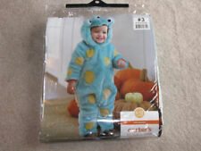 Carter's 3 EYES MINI MONSTER Halloween 1 Pc Costume Toddler 6-12 months NEW