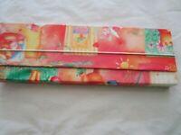 WDW DISNEY VINTAGE Simply Pooh Winnie the Pooh Boxed Pencil Set Used Rare