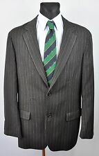 HUGO BOSS Pinstriped LIGHTWEIGHT Wool Blazer UK 44 Coat Jacket Suit EUR 54 Sakko