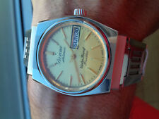 Sunna AUTOMATIC 1555 VINTAGE COLLECTION NOS MONTRE  MECHANICAL WATCH SWISS RARE