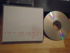 RARE ADV PROMO Iggy Pop CD Avenue B STOOGES Medeski Martin Wood SAMHAIN Swans !
