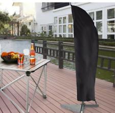 205cm Housse de Parasol Couverture Déporté en Oxford imperméable UV Protection