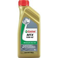 CASTROL Mtx 10W40 Huile de Transmission Oil 500ml Bouteilles