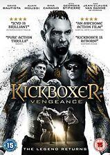Kickboxer Vengeance [DVD]