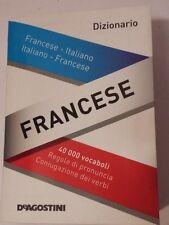 DIZIONARIO FRANCESE TASCABILE DE AGOSTINI 97888418764739