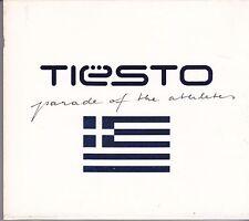 Tiesto-Parade Of The Athletes cd album