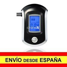 Alcoholímetro Digital Portátil Pantalla LCD Prueba Alcohol Tester Detector a2797