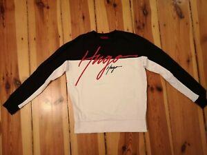 Hugo Boss Damen Sweatshirt Pullover Gr. 36