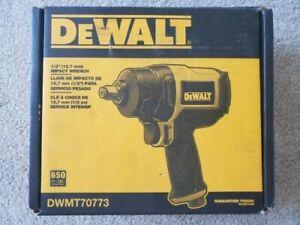 DEWALT 1/2 in. Square Drive Heavy-Duty Pneumatic Impact Wrench DWMT70773L