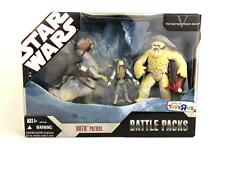 Star Wars 30th Anniversary Battle Packs Hoth Patrol TRU Exclusive Wampa-Luke