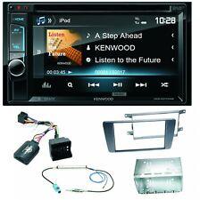 Komplett Set Skoda Octavia 2 Yeti 5L Kenwood DDX-4017DAB Bluetooth DAB+ USB CD