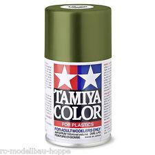 Olive Drab 2 Mat Spray de 100ml-tamiya Ts28
