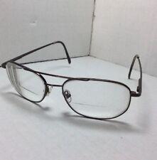 Vintage Woolrich Eyeglasses FRAMES 7770 Brown 55 [] 16 145 Rare Designer