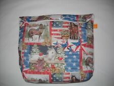 Breyer classic pony pocket pouch custom model horse fabric transport