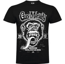Official Gas Monkey Garage Mens Repair Service T-Shirt GMG Hot Rod Fast n Loud