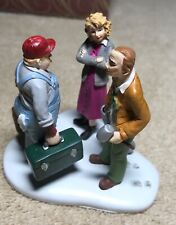 Dept. 56 A Christmas Story Retired Facing The Inevitable, Mint Condition