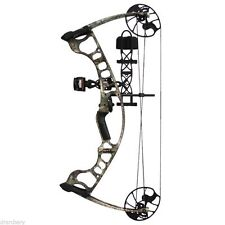 """New 2015 Hoyt Ignite bow package RH 15 /70# 19"""" to 30"""" draw Camo"""