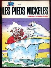 PELLOS: PIEDS NICKELES N°109. ED S.P.E. Edition originale. 1980.