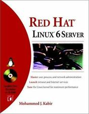 Red Hat Linux 6 Server by Mohammed J. Kabir (1999, Paperback)