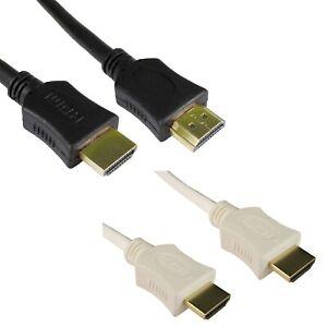 HDMI Cable Premium V2.0 4K ARC 2160p Ultra HD 0.5m 1m 2m 3m 5m 7m 10m 15m 20m