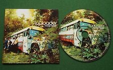 Toploader Magic Hotel inc Time Of My Life / The Midas Touch + CD