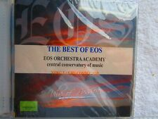 The Best of EOS Central Conservatory of Music  Vibe of Passion  audio CD  NEW