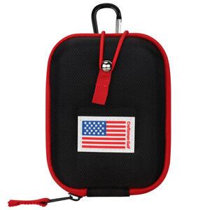 Golf Range Finder Hard Cover Carrying Bag Case Pouch for Bushnell Rangefinder