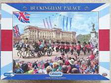 Buckingham Palace 1000 Piece Jigsaw by Steve Crisp - Queen, Red Arrows, Guards