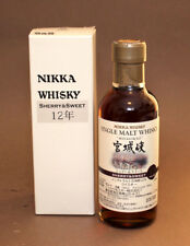 Single malt whisky Nikka miyagikyo 12 year old Jerez & sweet, 180ml