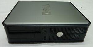 Dell Optiplex Desktop PC Computer Dual Core 3.4Ghz 4GB 160GB Win10 Pro WIFI
